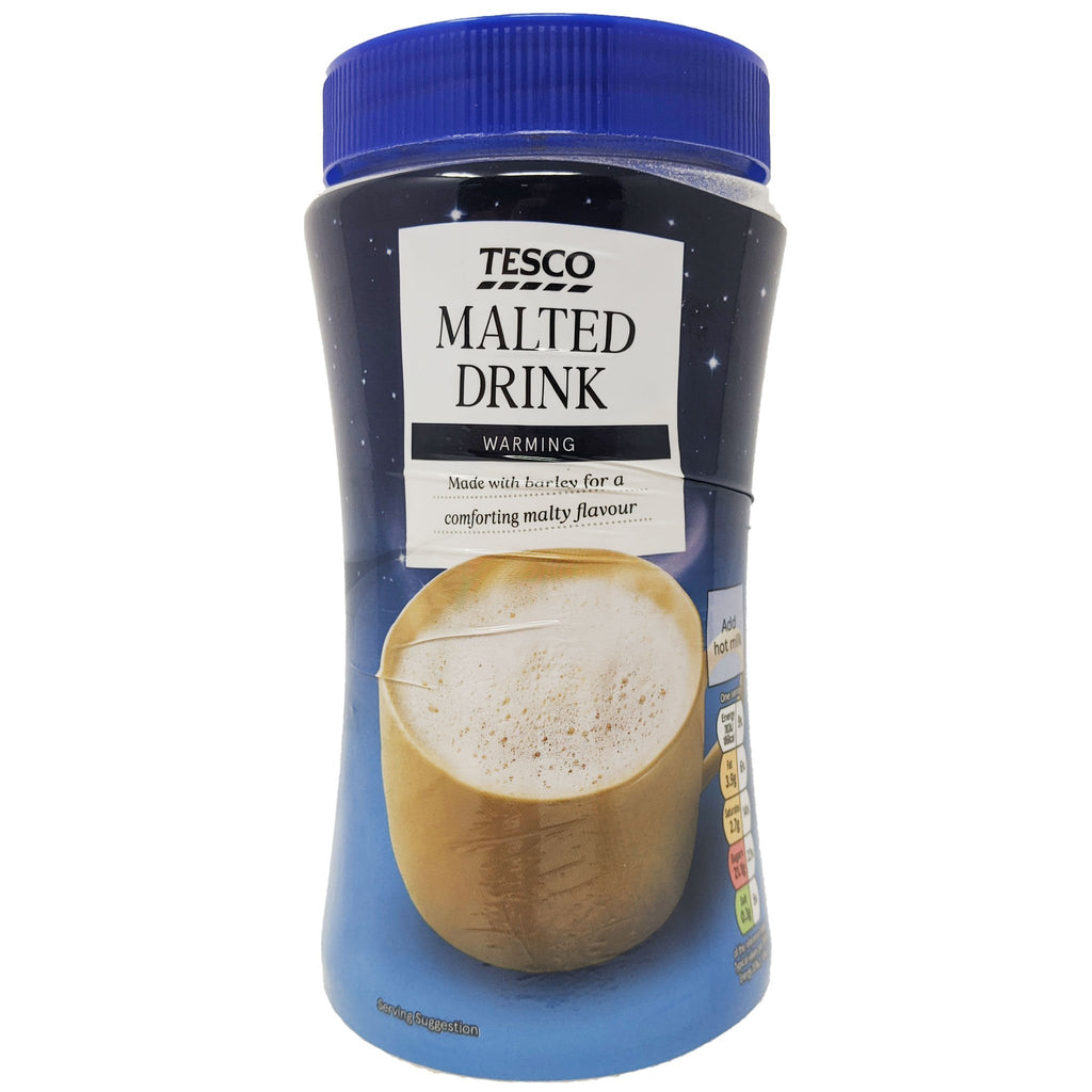 Tesco Malted Drink 300g - Blighty's British Store