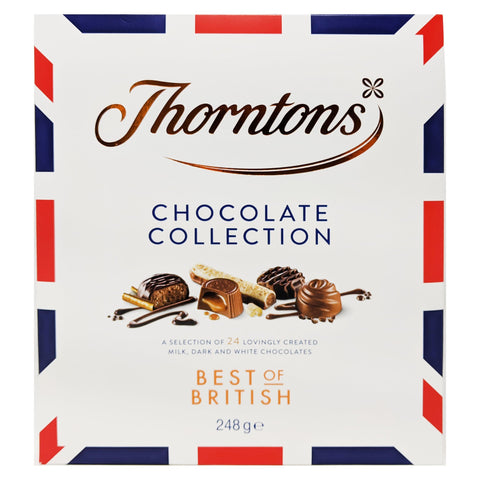 Thornton's Best of British Chocolate Collection 248g - Blighty's British Store
