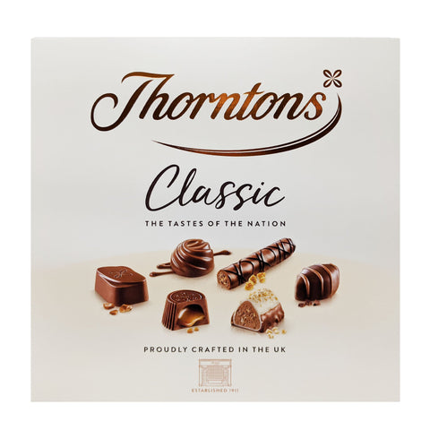 Thornton's Classic Collection 150g - Blighty's British Store