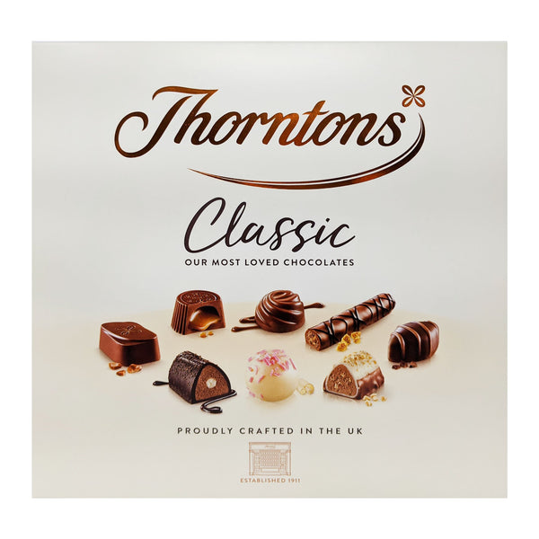 Thornton's Classic Collection 262g - Blighty's British Store