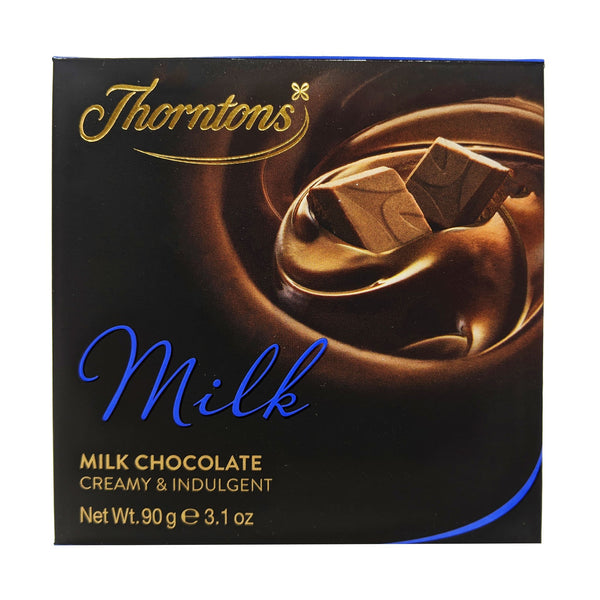 Thornton's Milk Chocolate 90g - Blighty's British Store