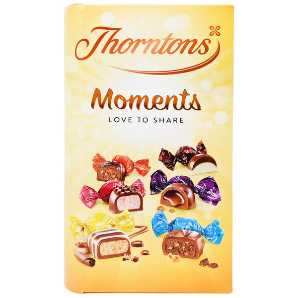 Thornton's Moments 250g - Blighty's British Store