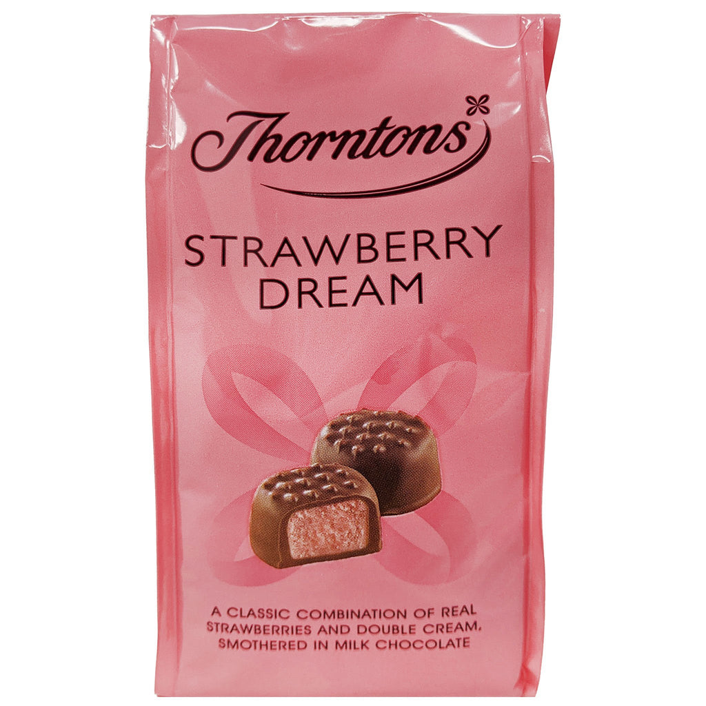 Thornton's Strawberry Dream 110g - Blighty's British Store