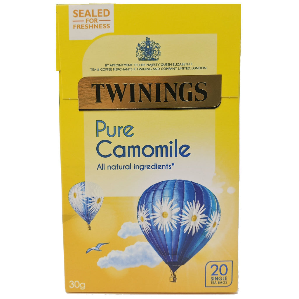 Twinings Pure Camomile Tea 20 Bags - Blighty's British Store