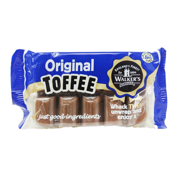 Walker's Original Toffee 100g - Blighty's British Store