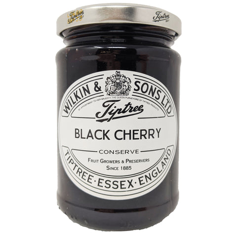 Wilkin & Sons Tiptree Black Cherry Conserve 340g - Blighty's British Store
