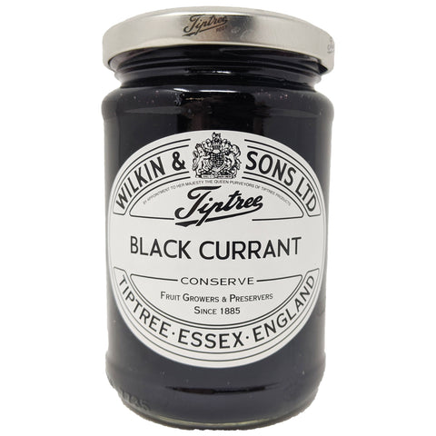 Wilkin & Sons Tiptree Black Currant Conserve 340g - Blighty's British Store