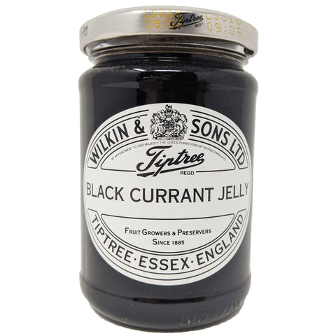 Wilkin & Sons Tiptree Black Currant Jelly 340g - Blighty's British Store
