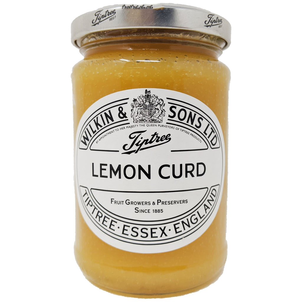 Wilkin & Sons Tiptree Lemon Curd 312g - Blighty's British Store