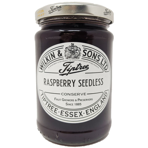 Wilkin & Sons Tiptree Raspberry Seedless Conserve 340g - Blighty's British Store