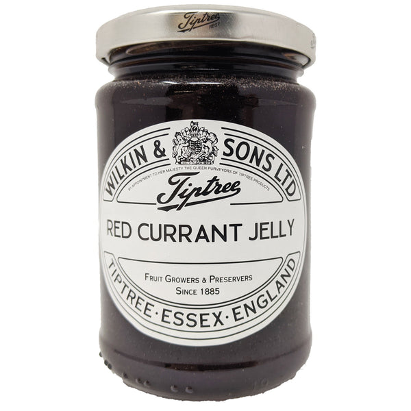 Wilkin & Sons Tiptree Red Currant Jelly 340g - Blighty's British Store