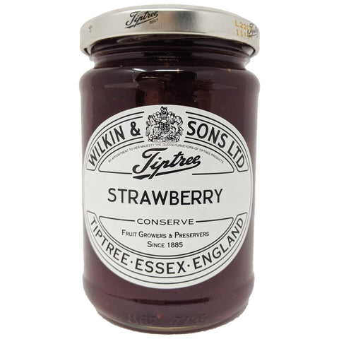 Wilkin & Sons Tiptree Strawberry Conserve 340g - Blighty's British Store
