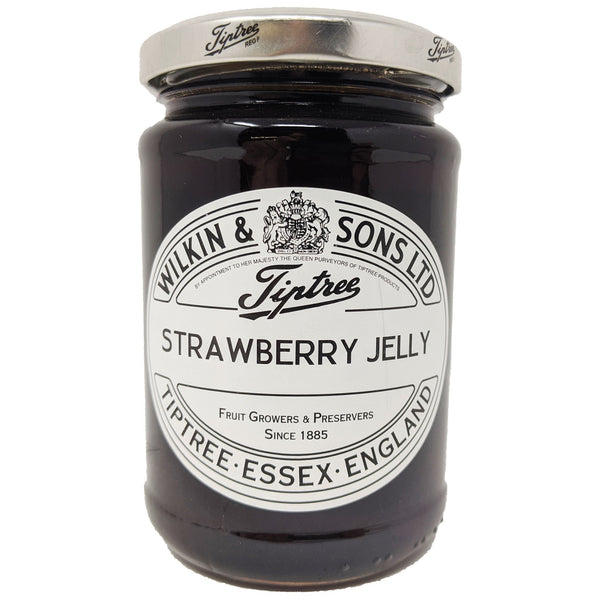 Wilkin & Sons Tiptree Strawberry Jelly 340g - Blighty's British Store