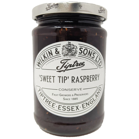 Wilkin & Sons Tiptree Sweet Tip' Raspberry Conserve 340g - Blighty's British Store