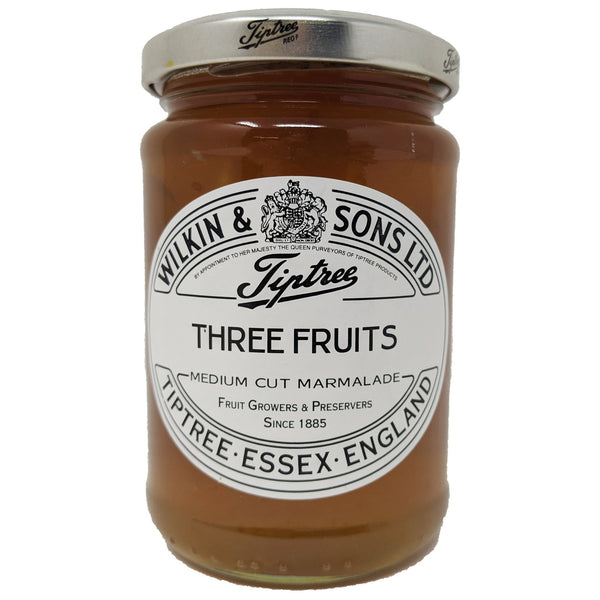 Wilkin & Sons Tiptree Three Fruits Marmalade 340g - Blighty's British Store