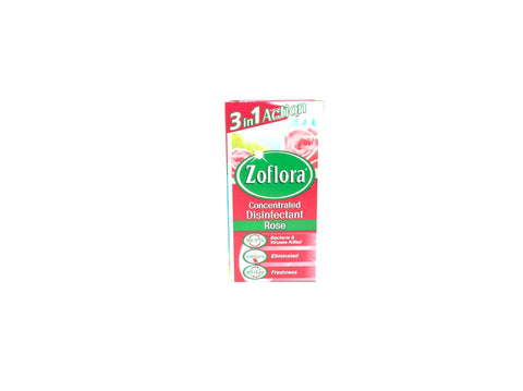 Zoflora Concentrated Disinfectant Rose - Blighty's British Store