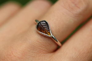 tourmaline leaf ring US 7