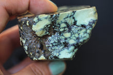 Natural apache turquoise/variscite chunk
