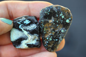 Natural New Lander variscite lot