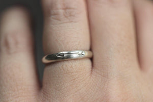 Arrow stacking ring US size 6