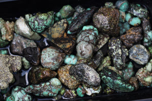 Natural Damele turquoise rough 232.5g