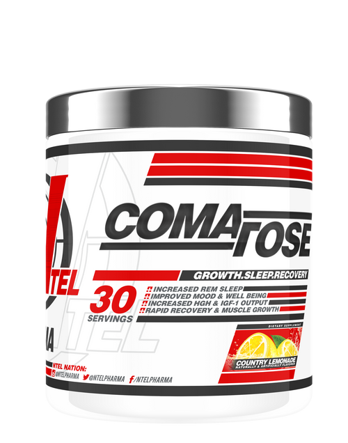Comatose - NTel Pharma  Comatose General Health NTel Pharma Blackstone Labs Hardcore Military UFC GNC Landon Suggs Centurion