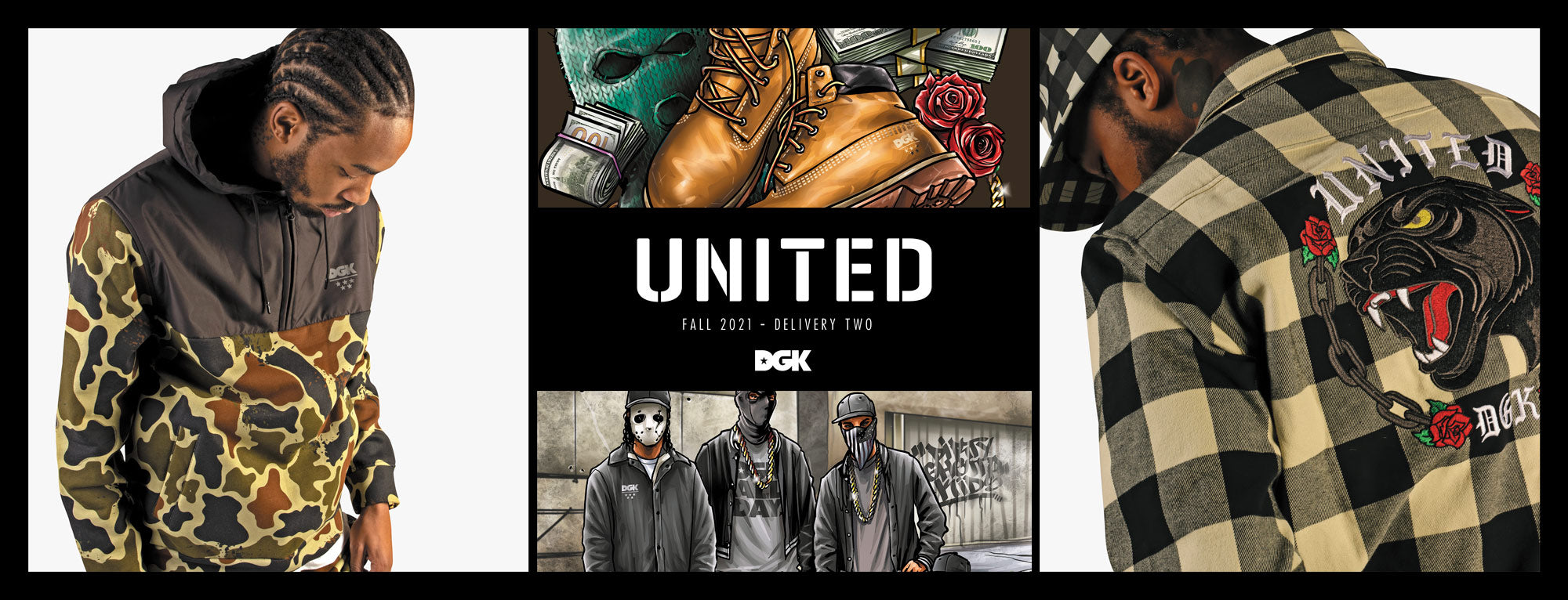 DGK Fall 21 United Collection
