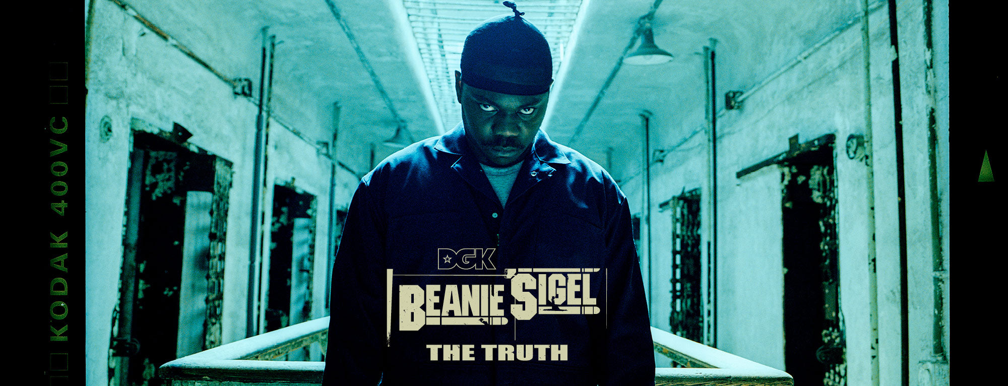 DGK Beanie Sigel The Truth