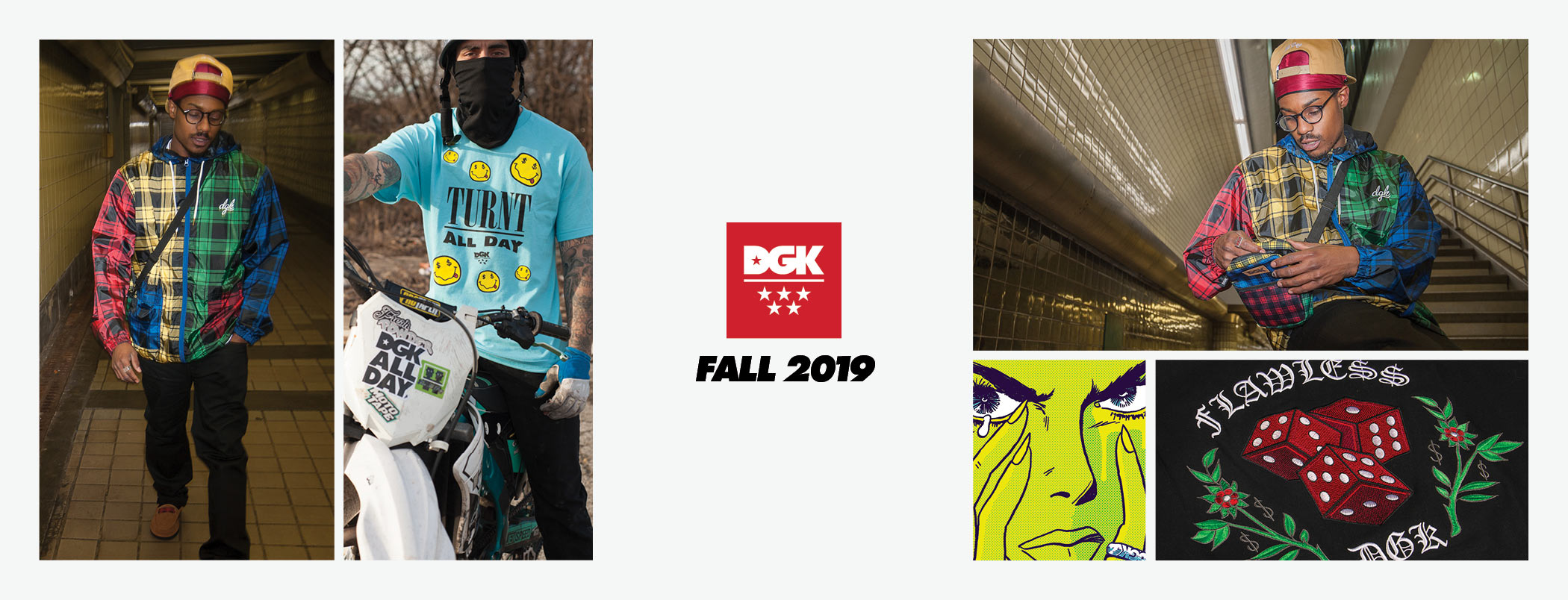 DGK Fall 19 Flawless Collection