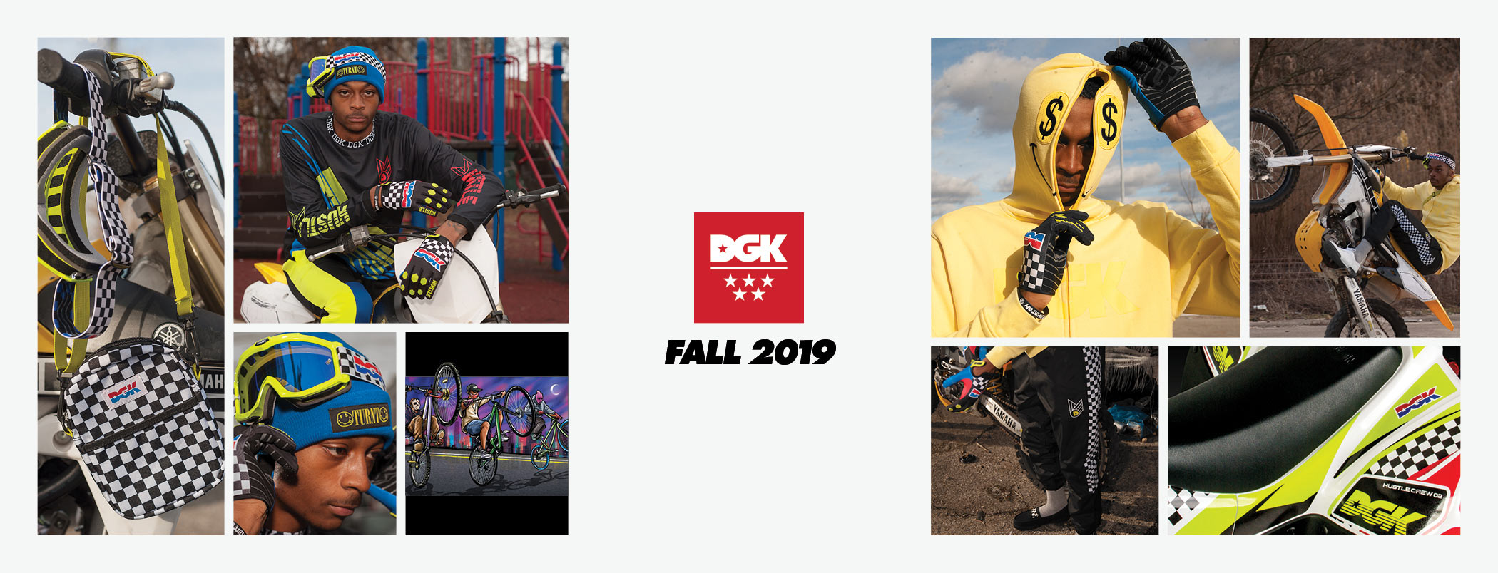 DGK Fall 19 Team Hustle Collection