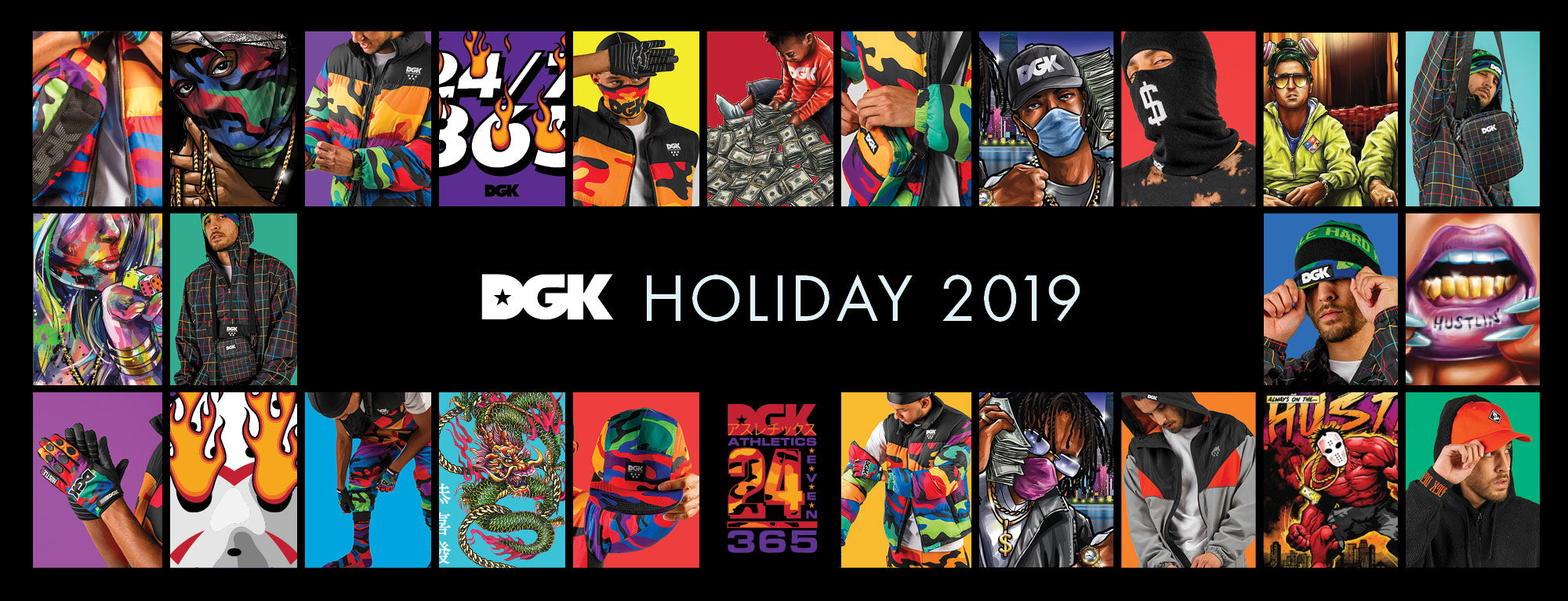Dgk Nocturnal Collection Holiday 2019