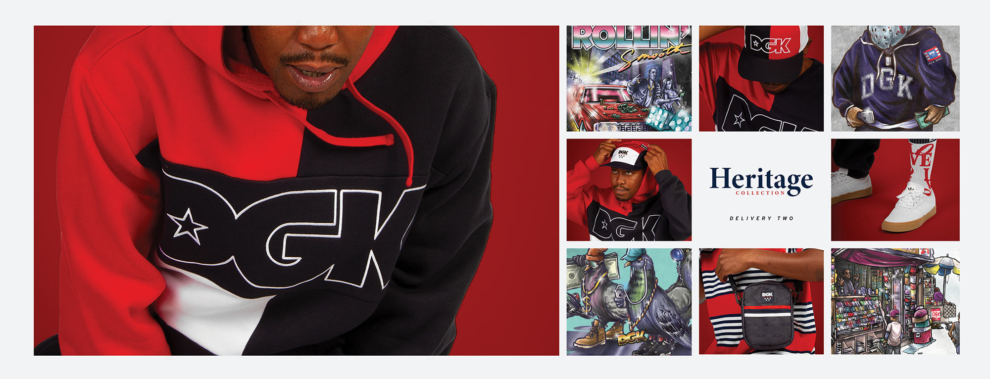 DGK Heritage Collection