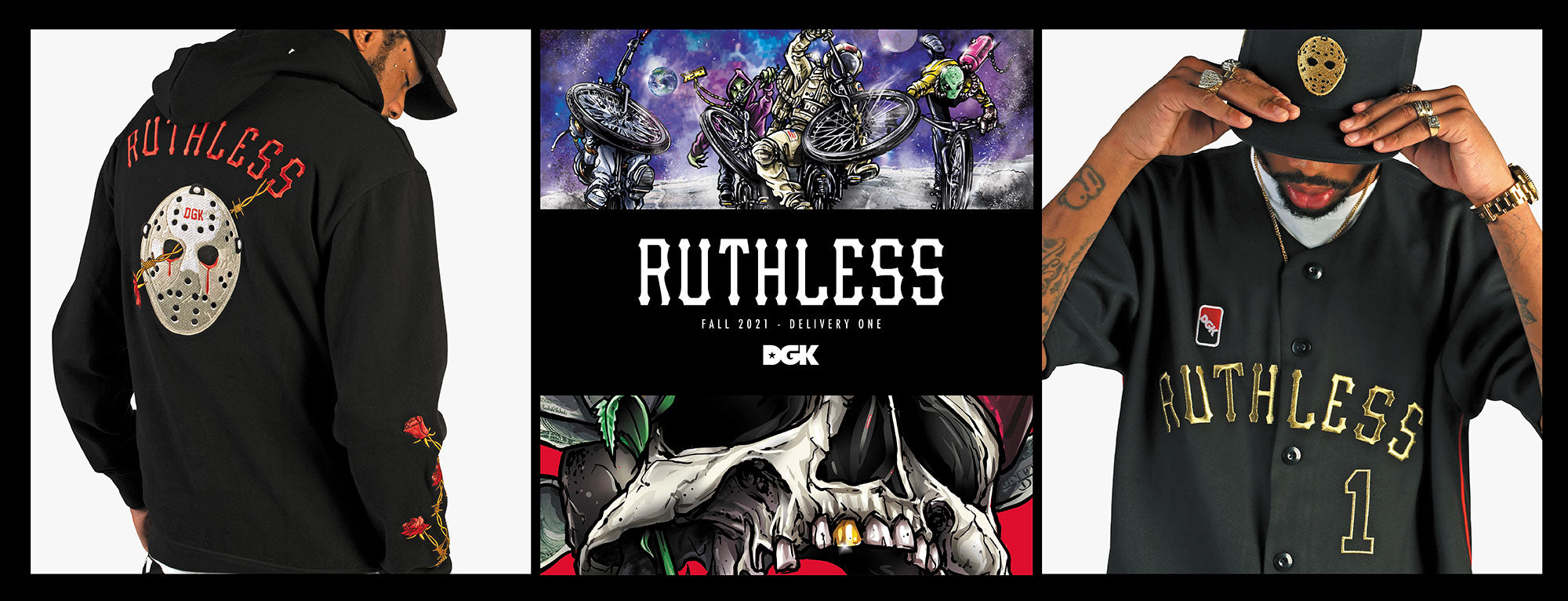 DGK RUTHLESS COLLECTION