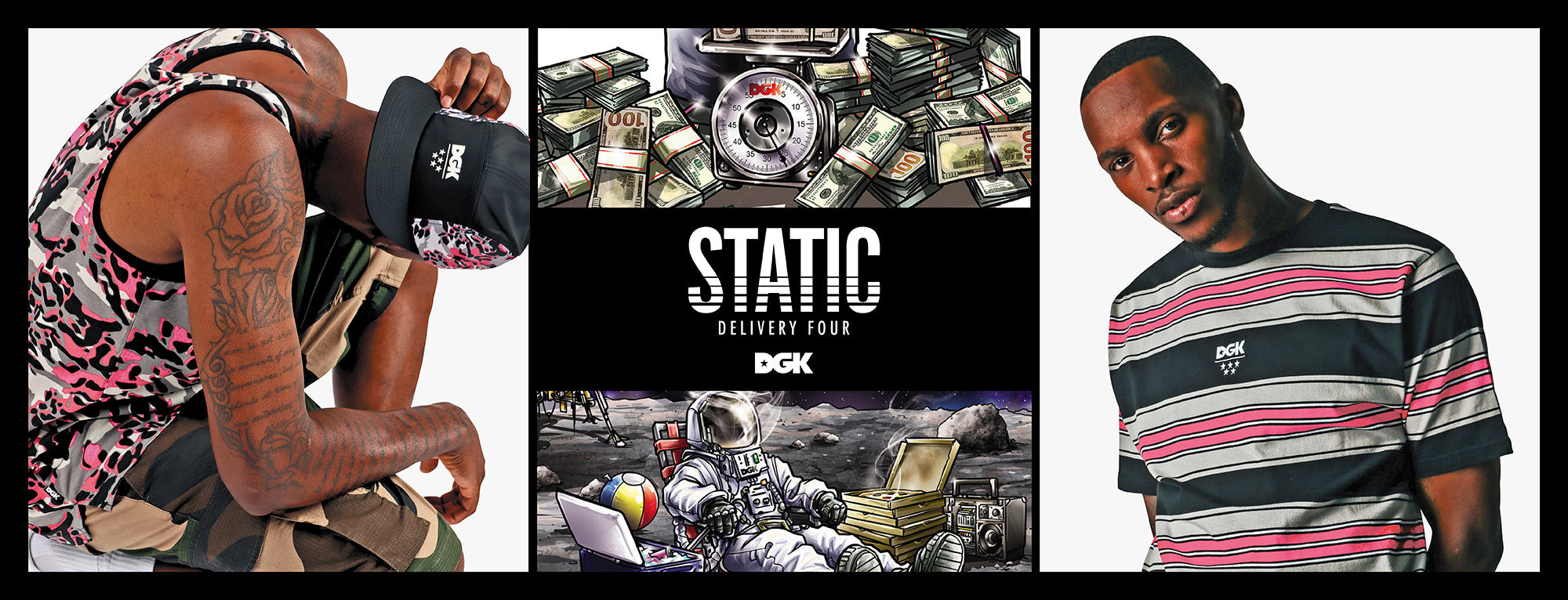 DGK Spring 21 Static Collection