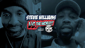 STEVIE VS THE WORLD