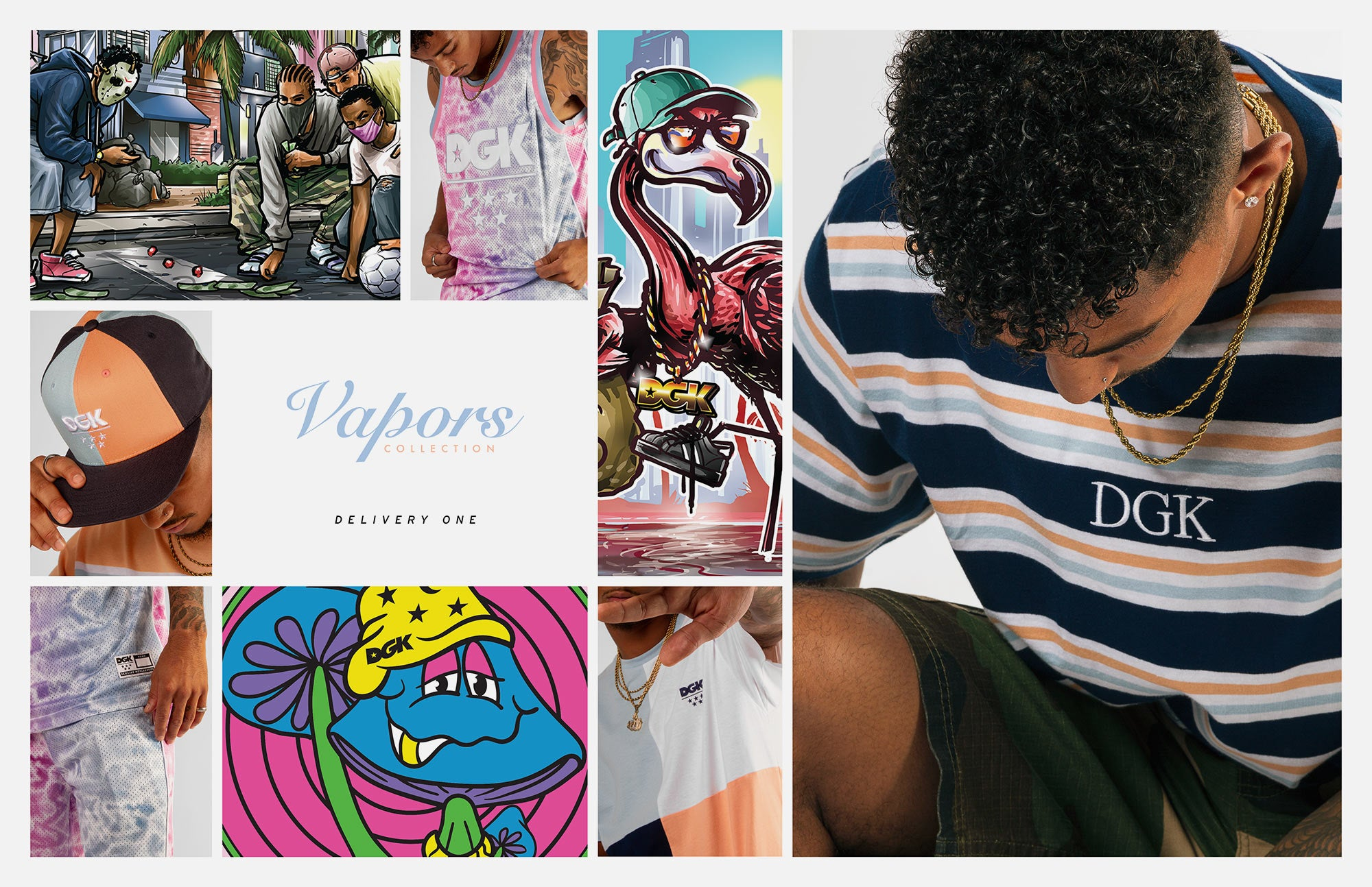 DGK Vapors Collection