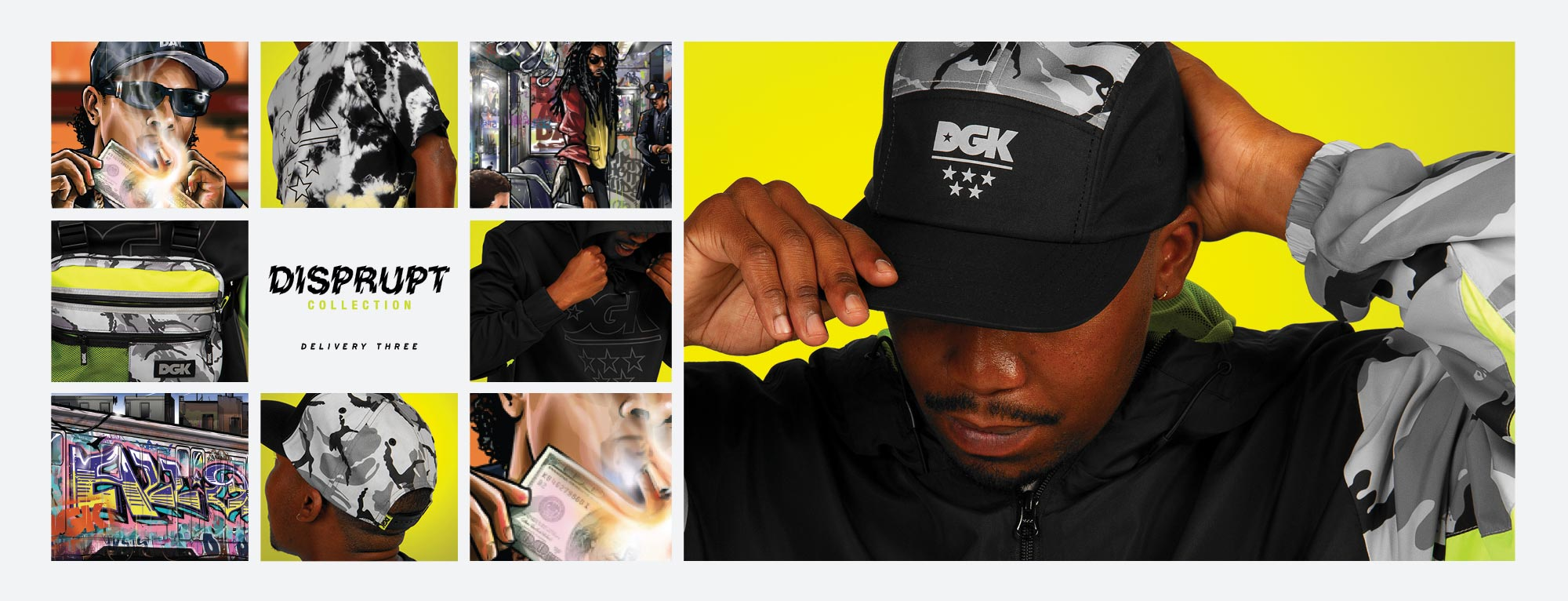 DGK Disrupt Collection