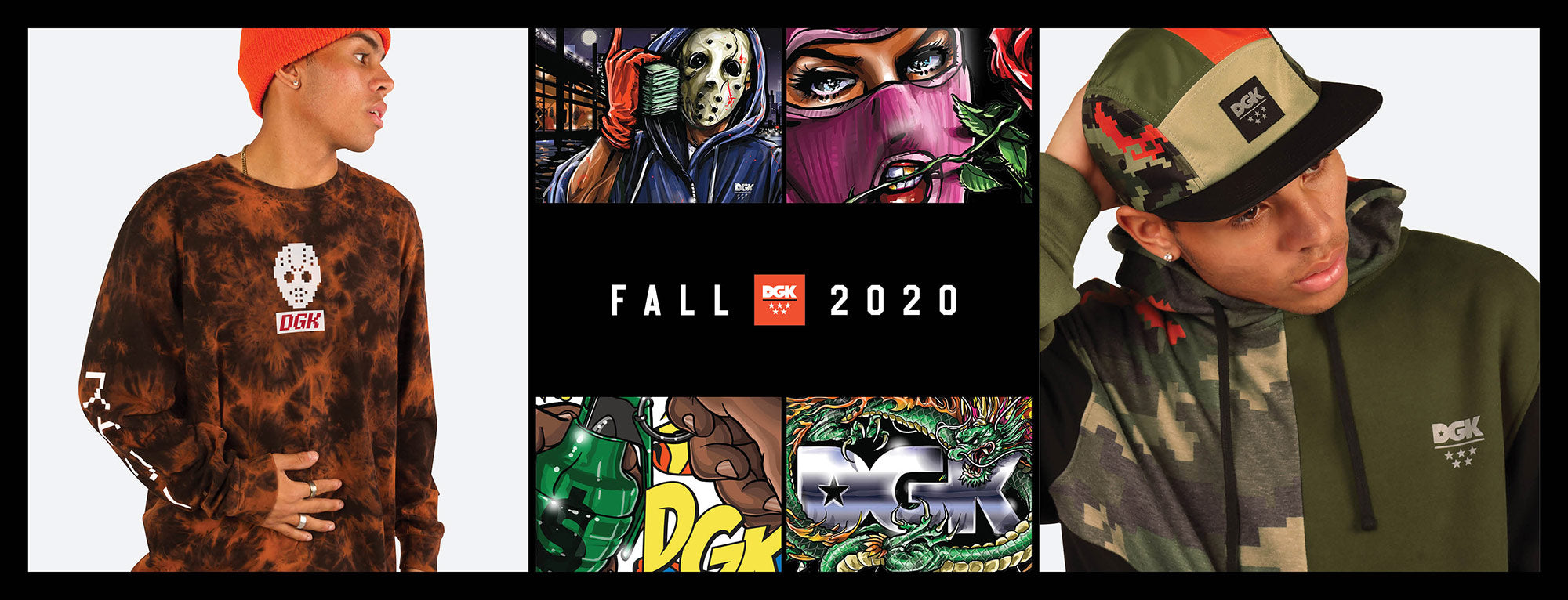DGK Fall 2020 Fusion Collection