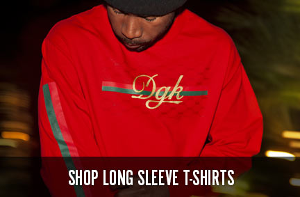 DGK Long Sleeve Shirt