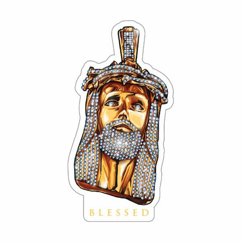 DGK Blessed Sticker