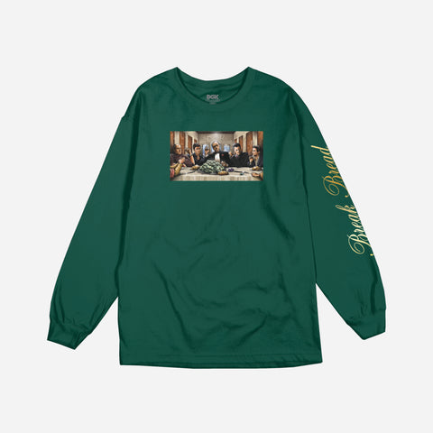 Break Bread Long Sleeve T-Shirt c8db80fd2