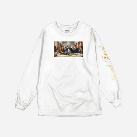 Break Bread Long Sleeve T-Shirt