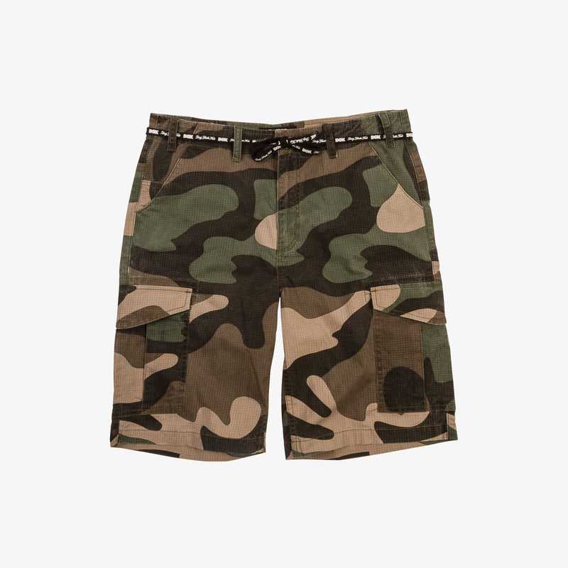 O.G.S Cargo Big Woods Camo Shorts