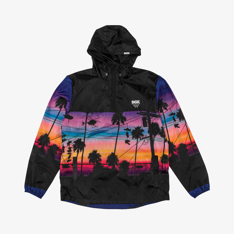 Vibes Windbreaker Jacket