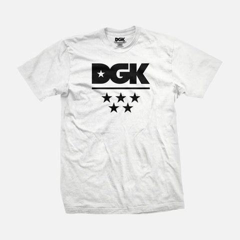 DGK All Star T-Shirt White