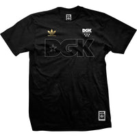DGK x Adidas Stacked Mesh T-Shirt