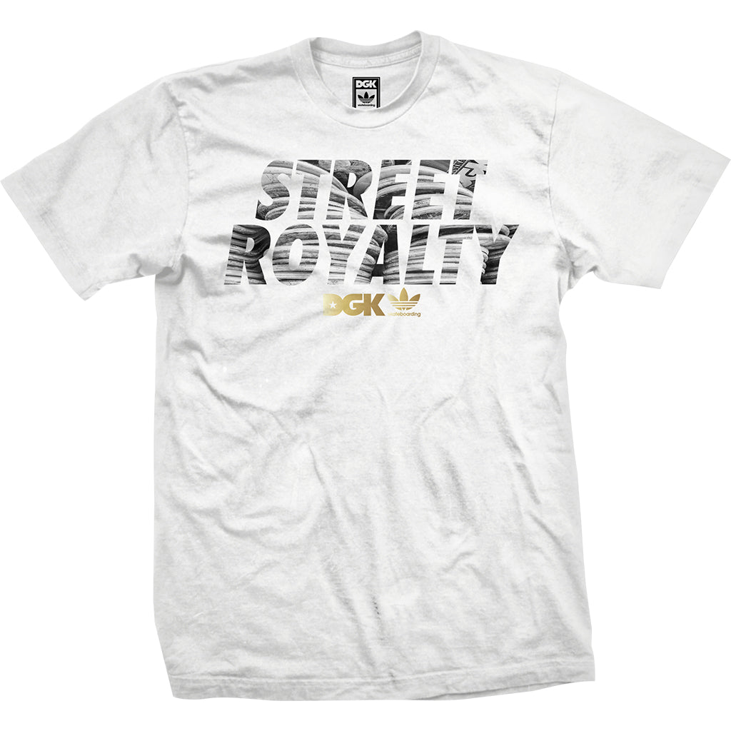 DGK x Adidas Street Loyalty T-Shirt