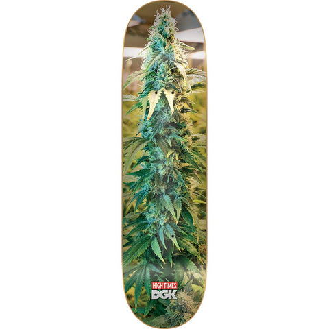DGK x High Times Cone Skateboard Deck 8.06