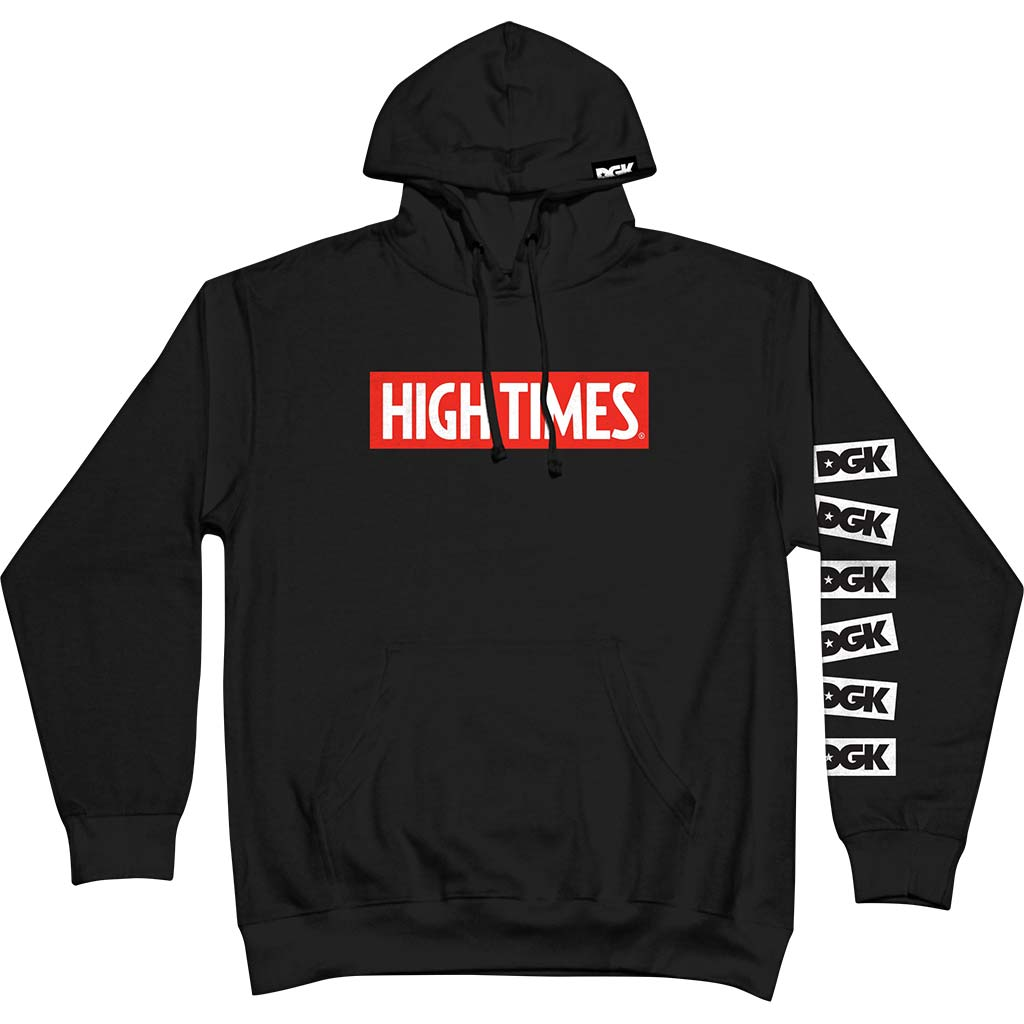 DGK x High Times Lock Up Hooded Sweatshirt