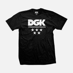 DGK All Star T-Shirt Black